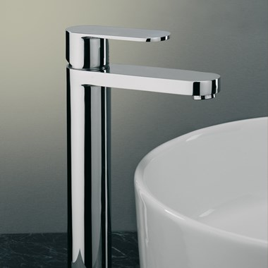 Sagittarius Metro Extended Monobloc Basin Mixer without Clicker Waste