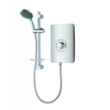 Vado Elegance Electric Shower - Metallic and Chrome