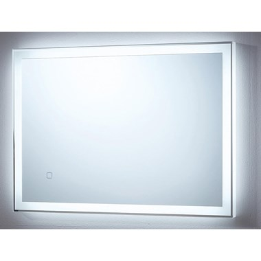 Phoenix Orion LED Mirror with Demister Pad - H60 x W80