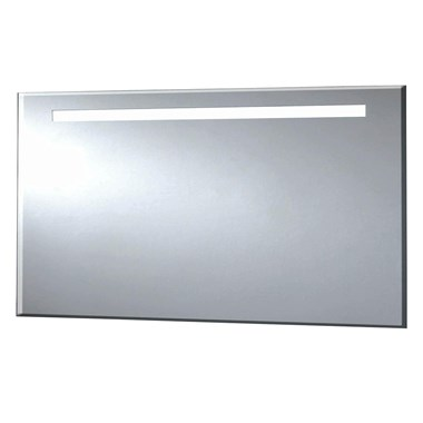 Phoenix Pluto 120 Motion Sensitive LED Mirror with Demister Pad and Shaver Socket - 600 x 1200mm