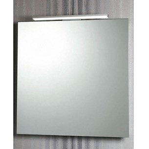 Phoenix Apollo 60 Motion Sensitive LED Downlight Mirror with Demister Pad - 600 x 600mm