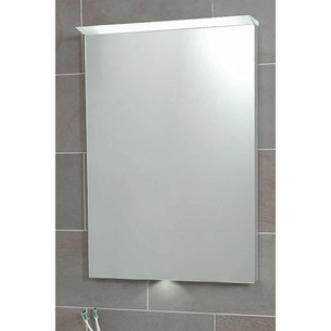 Phoenix Neptune LED Mirror with Demister Pad - H70 x W50 x D10