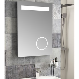 Magnifying Bathroom Mirrors Tap Warehouse
