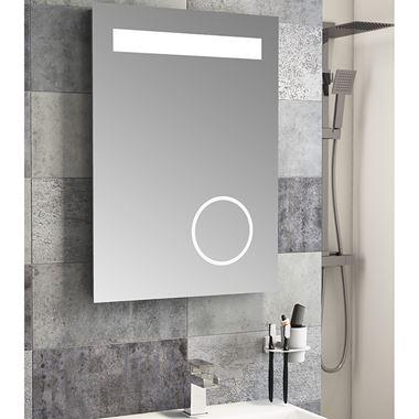 Led Bathroom Mirrors, How To Change Bathroom Mirror Light Bulb