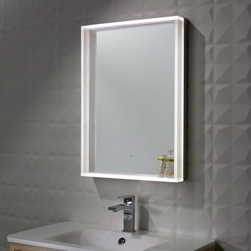 Roper Rhodes Aura Steam Free LED Illuminated Mirror