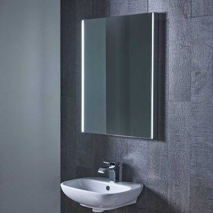 Roper Rhodes Precise Steam Free LED Illuminated Slimline Mirror