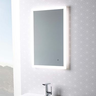 Roper Rhodes Oracle Steam Free LED Illuminated Ultra Slim Mirror