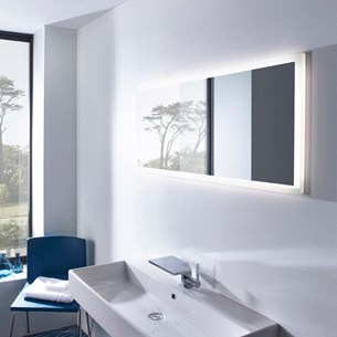 Roper Rhodes Reveal Steam Free LED Illuminated Ultra Slim Mirror
