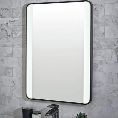Vellamo LED Illuminated Mirror with Demister Pad & Colour Change LEDs