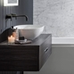 Crosswater MPRO 3 Hole Wall Mounted Basin Mixer Tap - Matt Black