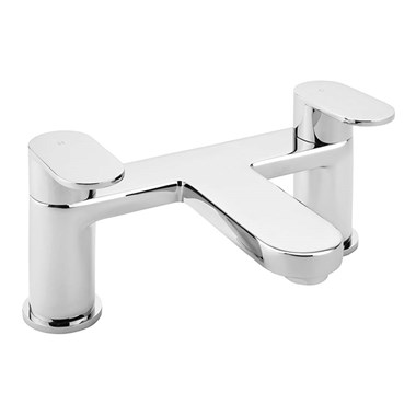 Sagittarius Metro Deck Mounted Bath Filler