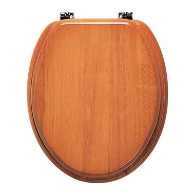 Roper Rhodes Malvern Toilet Seat - Antique Pine Finish
