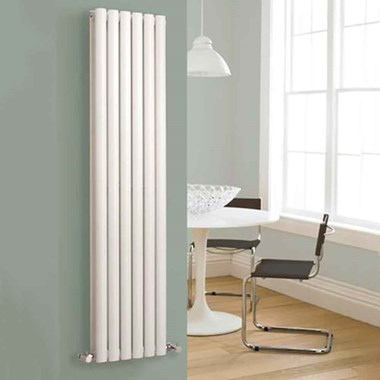Hudson Reed Revive Vertical Double Panel Radiator  - 1750 x 354mm