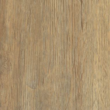Natural Oak Finish Vinyl Plank Flooring 12 Piece Pack - Approx. 2.65m²
