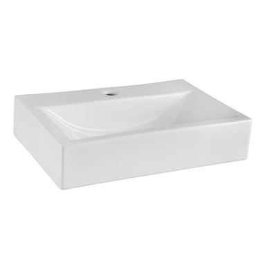 Alana 450mm Rectangular Countertop Basin