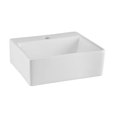 Alana 335mm Rectangular Countertop Basin