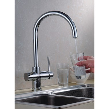 Clearwater Neso Mono Kitchen Mixer and Cold Filtered Water Tap