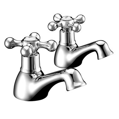 nuie Viscount Basin Taps