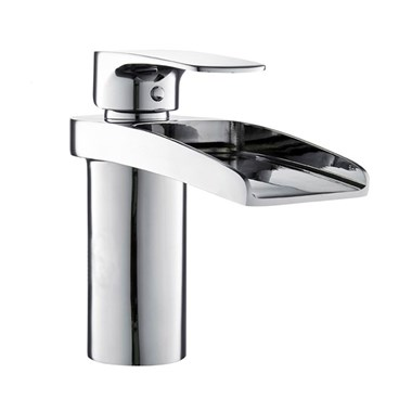 Vellamo Ohio Mono 1 Tap Hole Waterfall Bath Filler