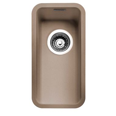 Regniox Ohio 180mm Sahara Sand Stainless Steel Sink