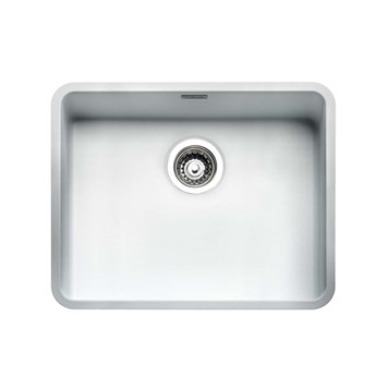 Reginox Ohio 500mm Arctic White Stainless Steel Sink