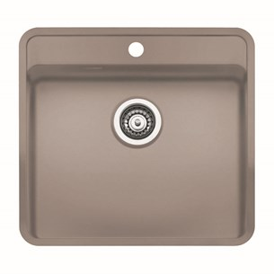 Reginox Ohio 500mm Sahara Sand Stainless Steel Sink