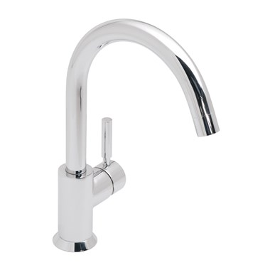 Vado Origins Kitchen Mono Sink Mixer with Swivel Spout & Chrome Handle