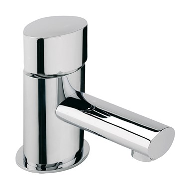 Sagittarius Oveta Cloakroom Basin Mixer without Pop-Up Waste