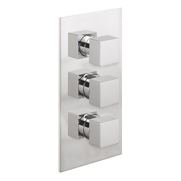 Sagittarius Pablo Concealed Thermostatic Shower Valve with 3Way Divertor