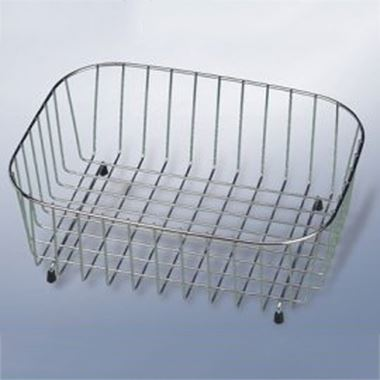 Schock Chrome Basket for Lithos Cristalite Sinks
