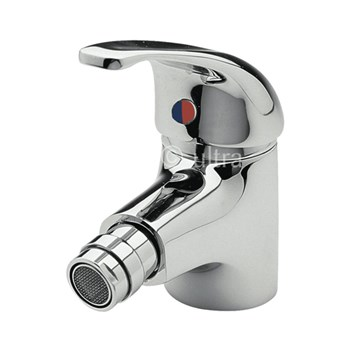 Ultra Eon Single Lever Mono Bidet Mixer With Pop-Up Waste