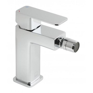 Vado Phase Single Lever Mono Bidet Mixer with Pop-Up Waste