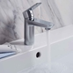 Vado Photon Single Lever Mono Basin Mixer with Clicker Waste