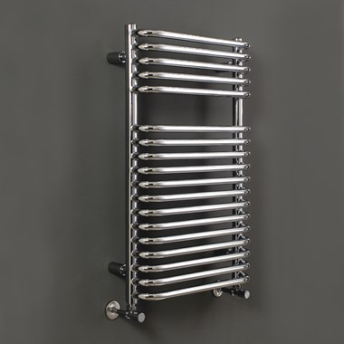 Phoenix Crysta Designer Radiator - Chrome