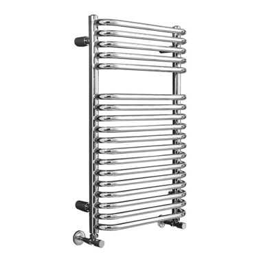 Phoenix Crysta Pre Filled Electric Towel Rail