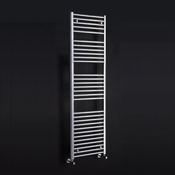 Phoenix Flavia Straight Towel Warmer - Chrome