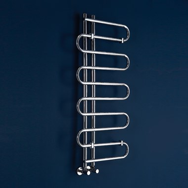Phoenix Lizi Designer Radiator - 1000 x 500mm - Chrome