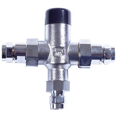 Phoenix Thermostatic Mixing Valve For Use With 15mm Pipe