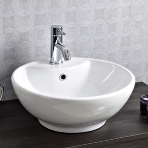 Phoenix Single Tap Hole Countertop Basin