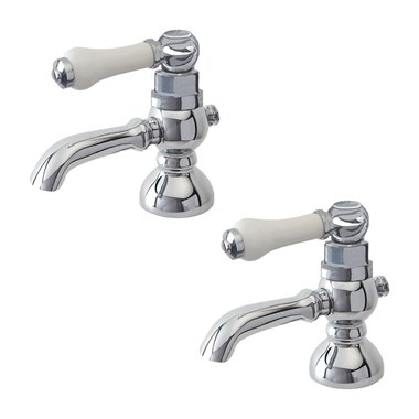 Phoenix Yolie Series Basin Pillar Taps