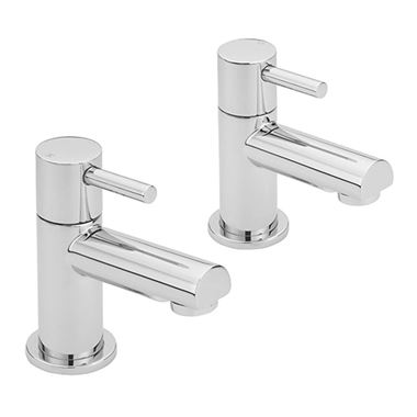 Sagittarius Piazza Pair of Basin Taps