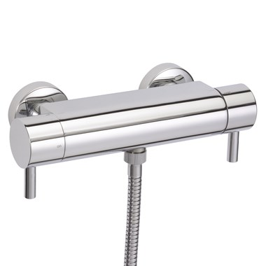 Sagittarius Piazza Exposed Thermostatic Shower Valve