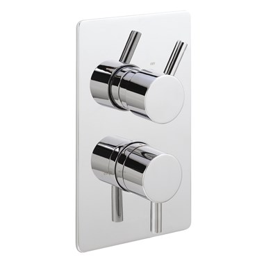 Sagittarius Piazza Concealed Thermostatic Shower Valve 2 Way Diverter