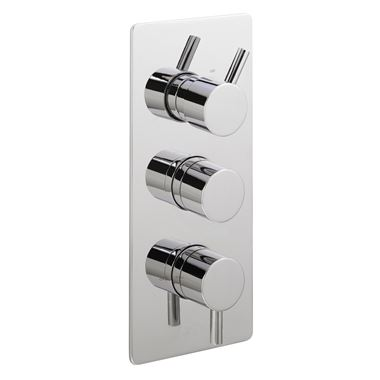 Sagittarius Piazza Concealed Thermostatic Shower Valve 3 Way Diverter