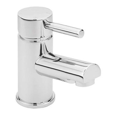 Sagittarius Piazza Cloakroom Basin Mixer with Clicker Waste