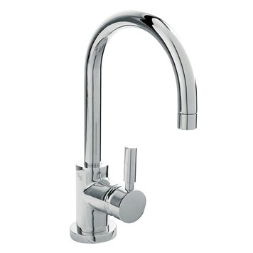 Hudson Reed Tec Single Lever Side Action Basin Mixer