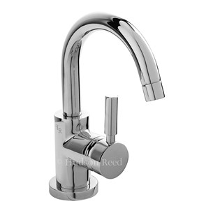 Hudson Reed Tec Single Lever Side Action Cloakroom Basin Mixer