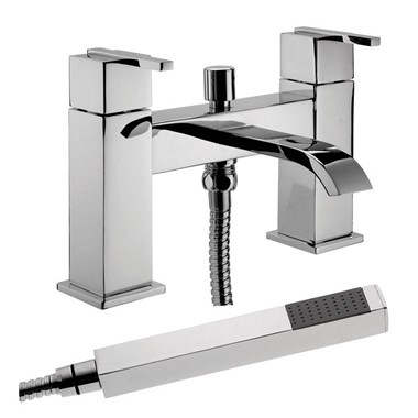 Vellamo Poise Bath Shower Mixer