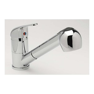 Sagittarius Prestige Kitchen Mixer Tap with Pull Out Spray