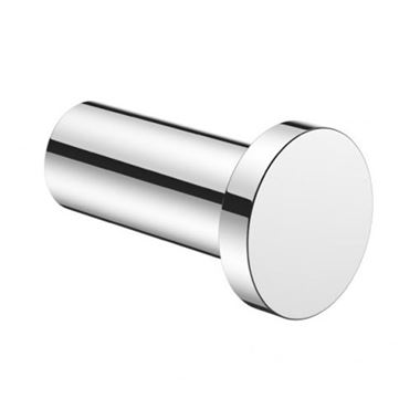 Crosswater Mike Pro Single Robe Hook - Chrome